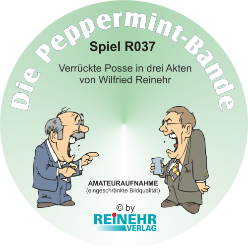 DVD: Die Peppermintbande