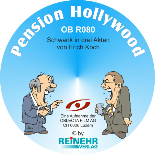 Profi-DVD Pension Hollywood