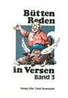 Büttenreden in Versen (Band 3)
